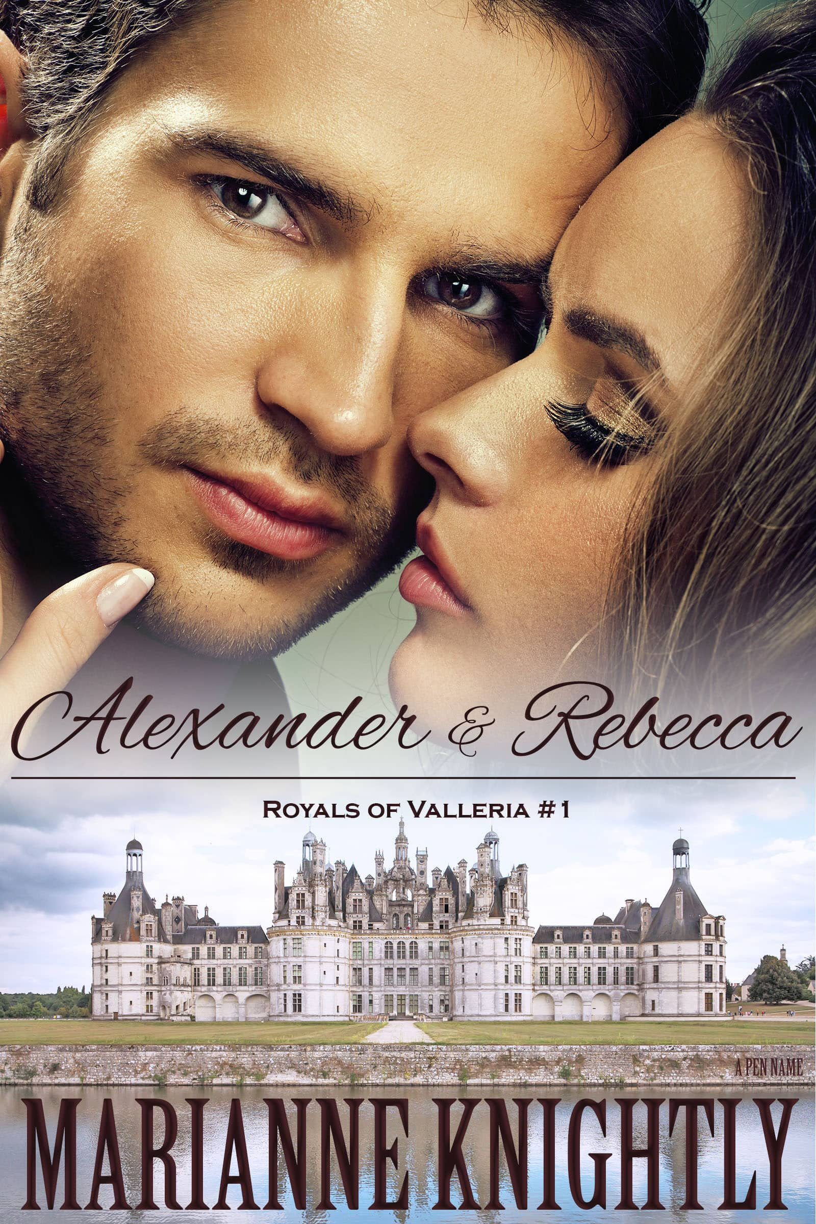 Alexander & Rebecca (Royals of Valleria #1)