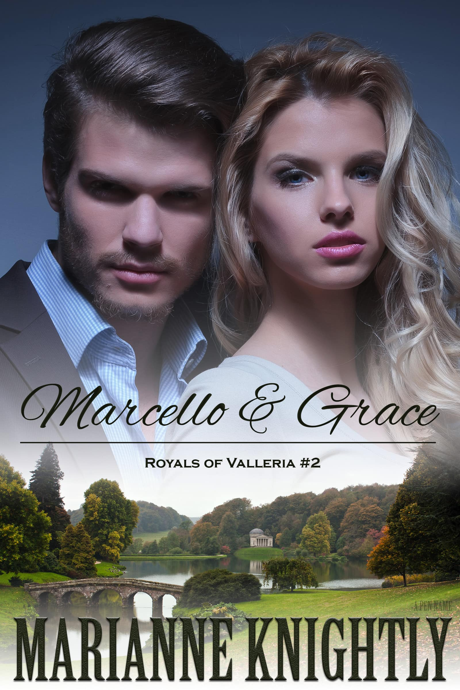 Marcello & Grace (Royals of Valleria #2)