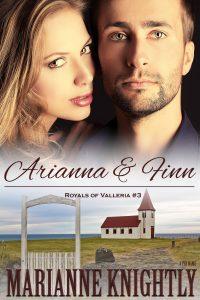 Arianna & Finn (Royals of Valleria #3)