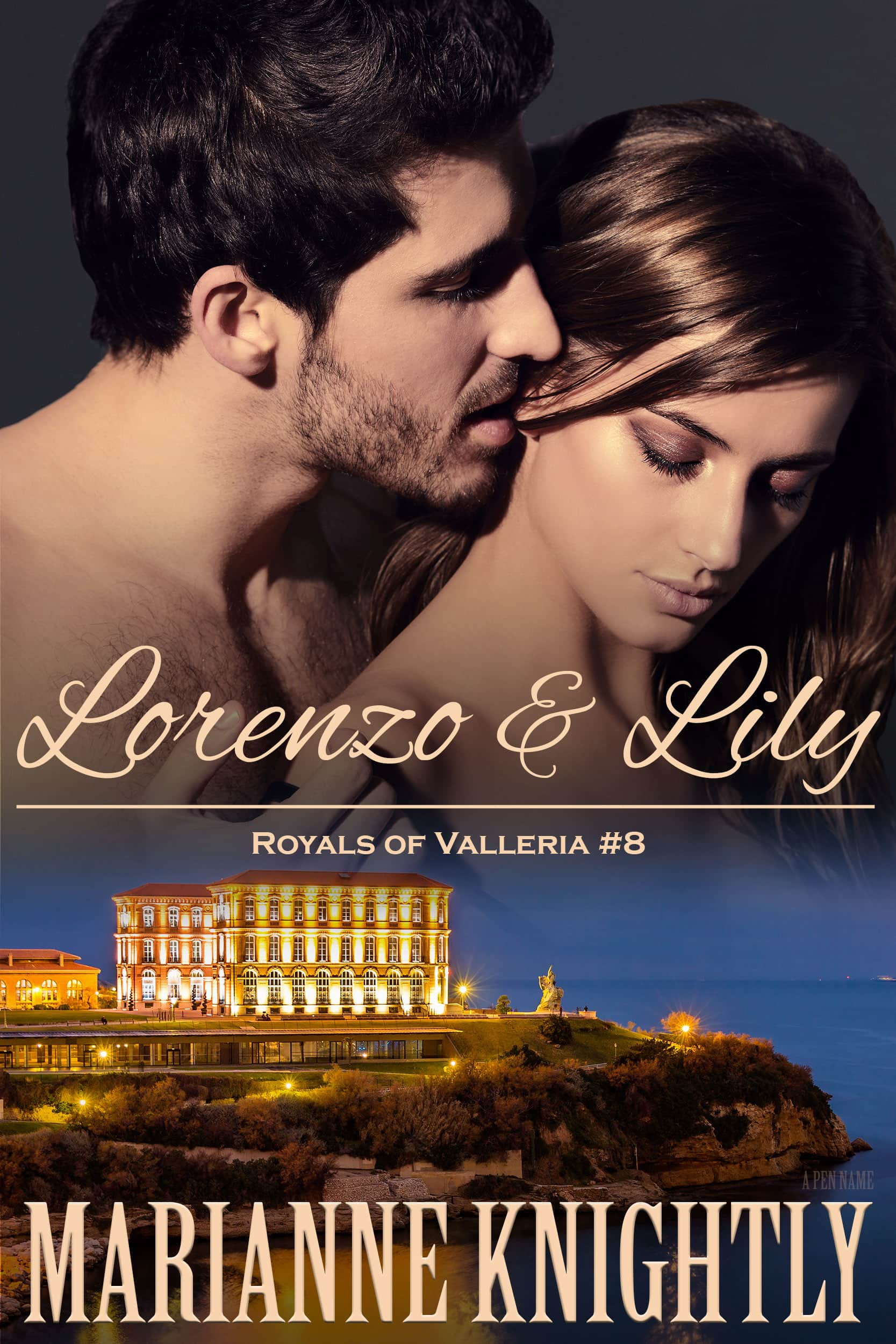 Lorenzo & Lily (Royals of Valleria #8)