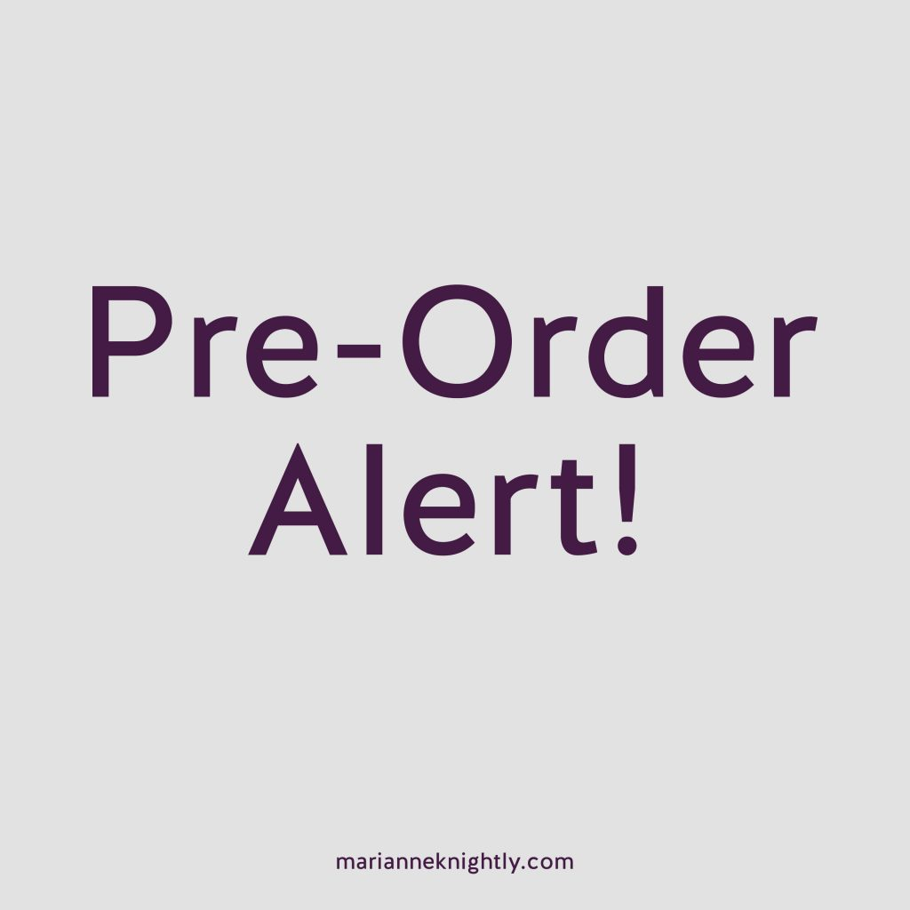 Pre-Order Alert