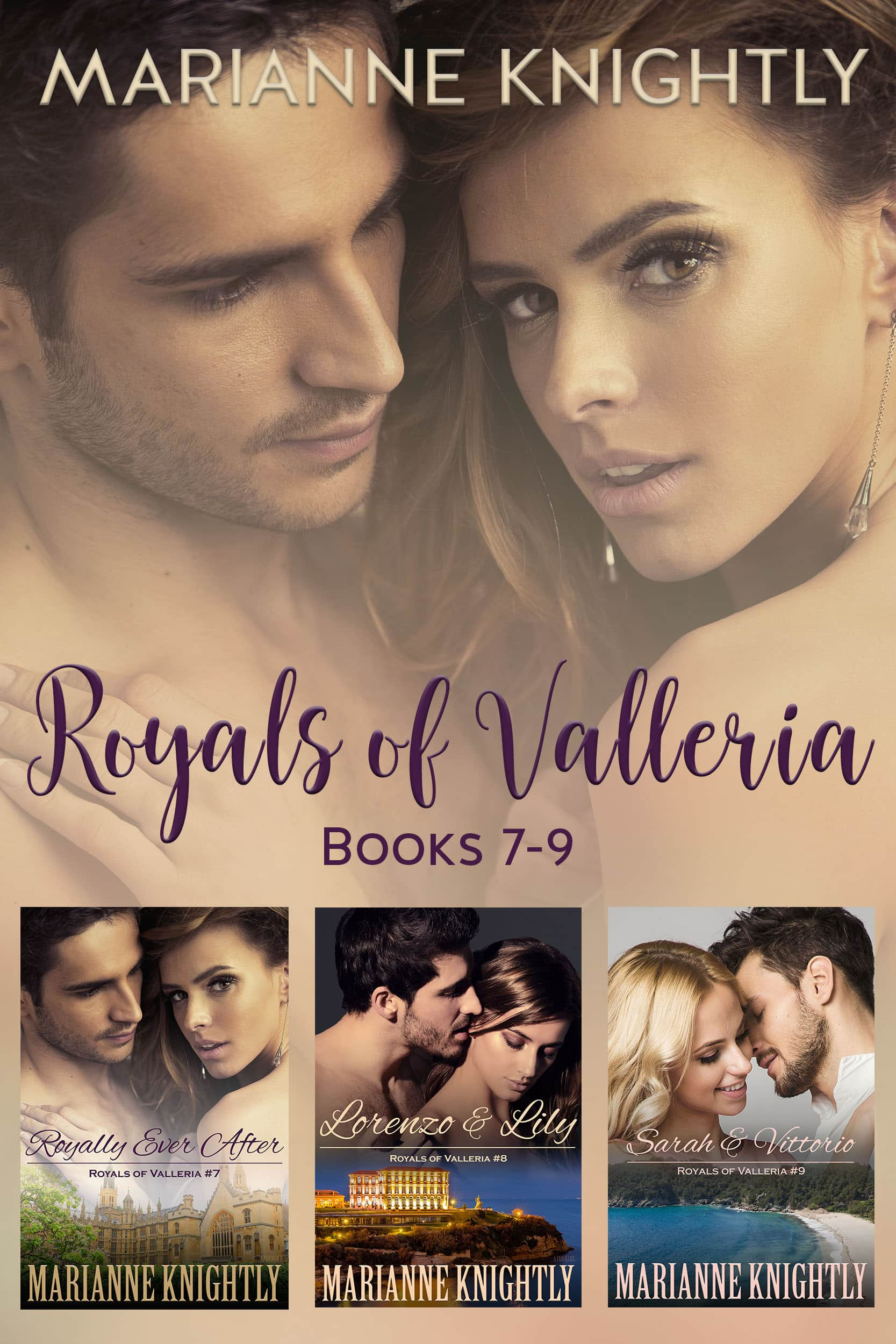 Royals of Valleria Boxed Set (Books 7-9)