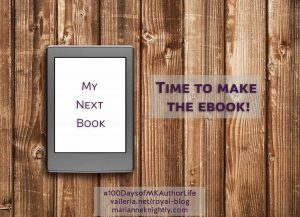 Ebook Creation