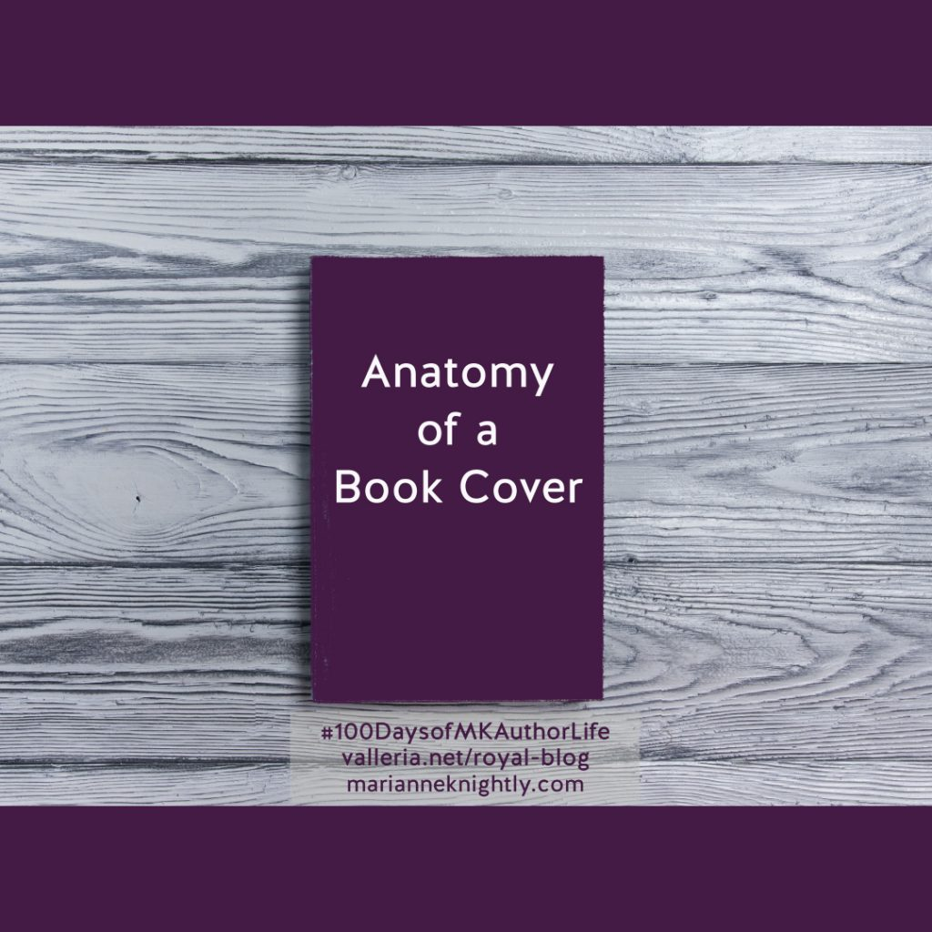 Anatomy of a Book Cover