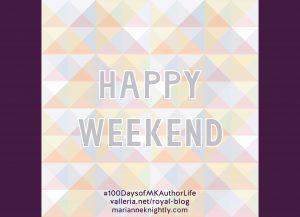 Happy Weekend - Week 5