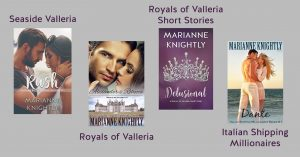 Marianne Knightly First in Series