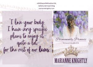 Permanently Princess Cover Reveal