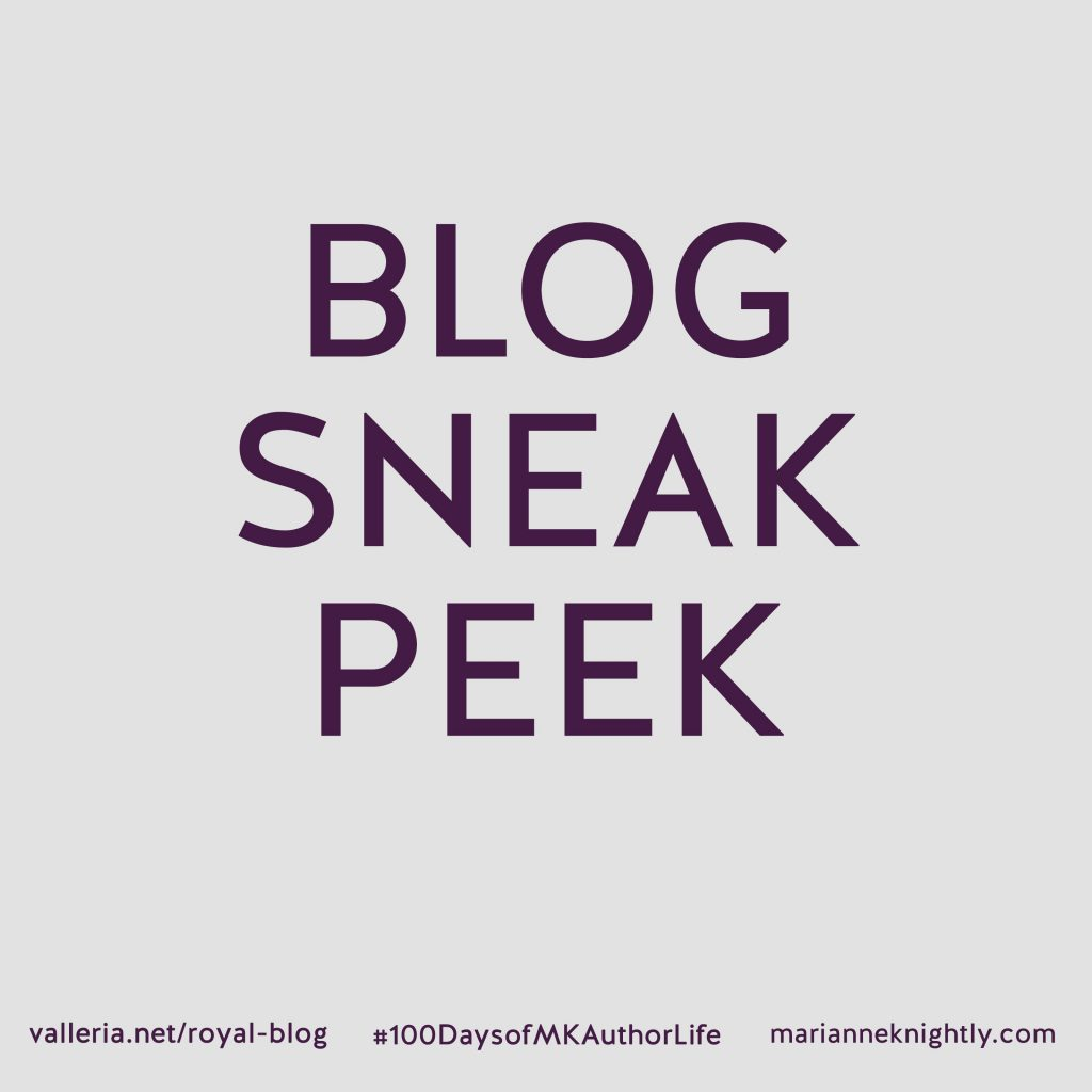 Blog Sneak Peek