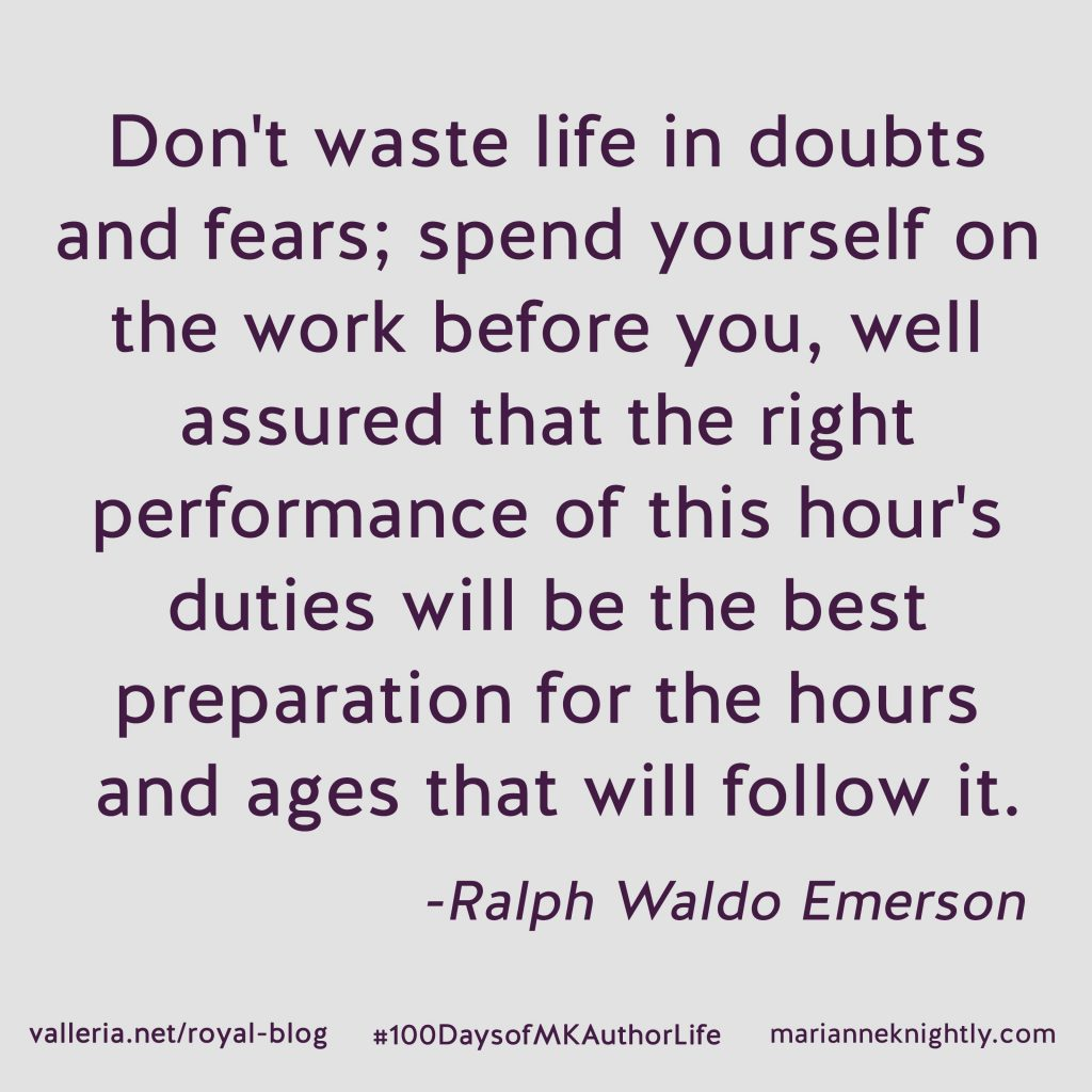 Emerson Quote on Fear2