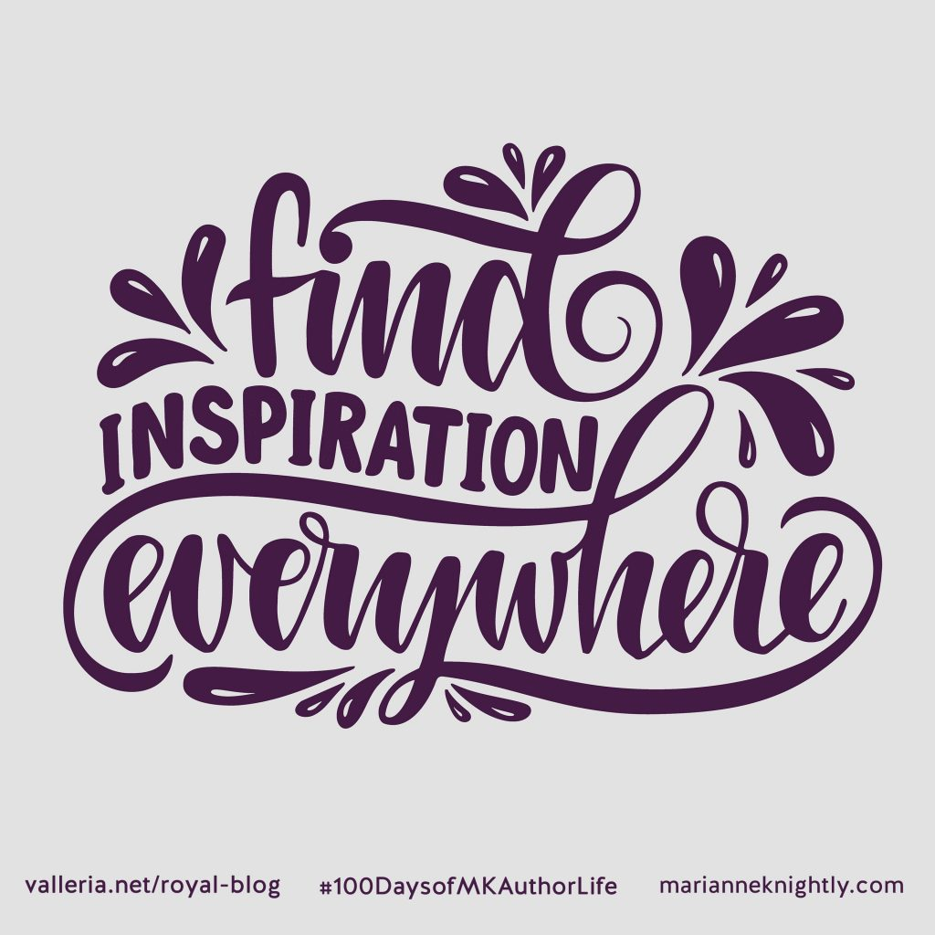 Find Inspiration Everywhere
