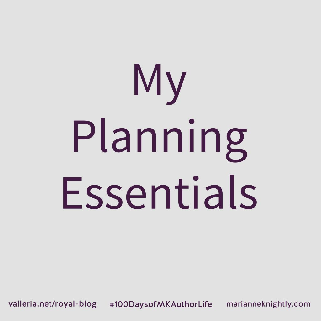 Planning Essentials