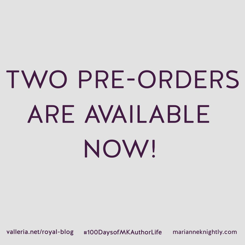 Pre Orders Are Here