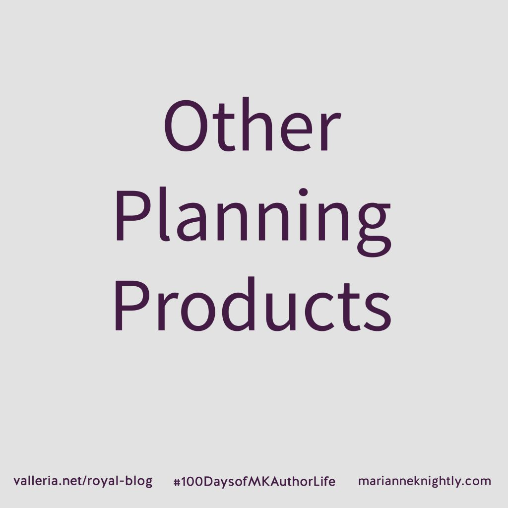 Other Planning Products