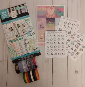 Stickers and Washi2