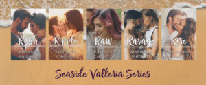 Seaside Valleria Series by Marianne Knightly