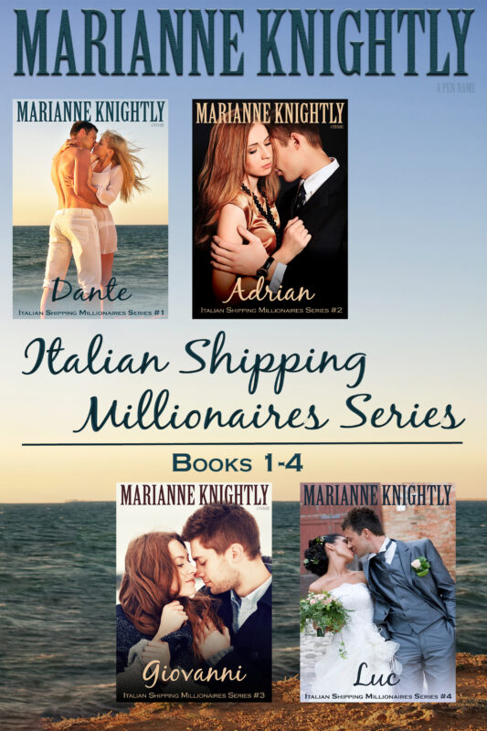 Italian Shipping Millionaires Boxed Set
