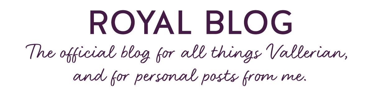 Royal Blog Header