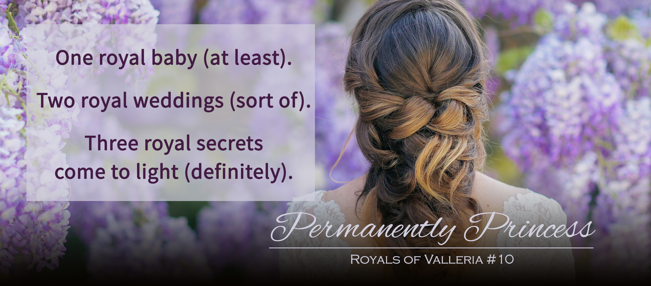 Permamently Princess (Royals of Valleria #10) by Marianne Knightly