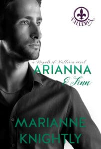 Arianna & Finn (Royals of Valleria #3) by Marianne Knightly
