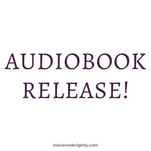 Audiobook Release by Marianne Knightly