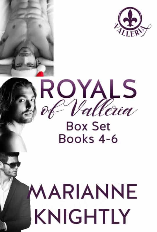 Royals of Valleria Box Set (Books 4-6)