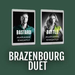 Brazenbourg Series by Marianne Knightly